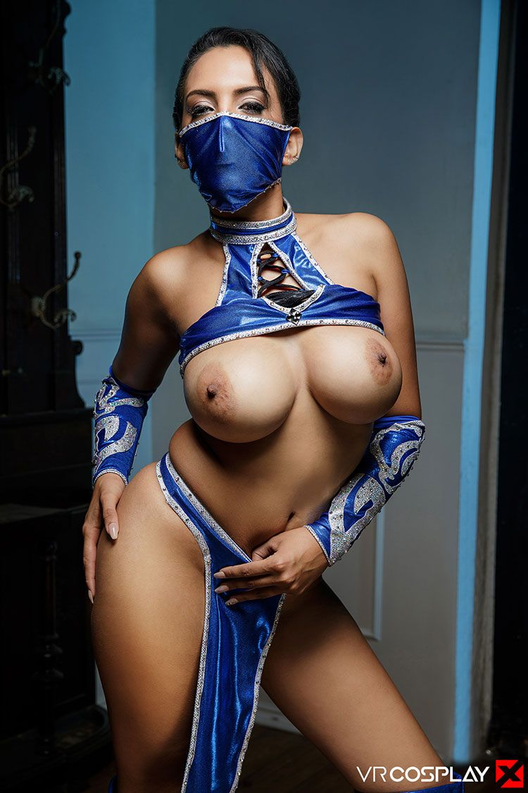 mortal kombat xxx girl
