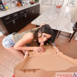 """""""Exxxtra Sausage Pizza Delivery"""" featuring Naomi Woods & Ryan Driller"""
