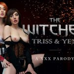 The Witcher: Yen & Triss A XXX Parody (Lesbian) Misha Cross and Samantha Bentley vr porn