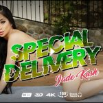 Special Delivery Jade Kush VR Porn Adult VR Virtual Reality
