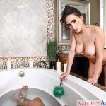 """Bathing with Bae"" featuring Ashley Adams!"