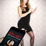 """SIN-der - the alternative dating app"" starring Eva Lovia"