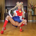 Sailor Moon A XXX Parody Emma Hix