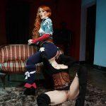The Witcher: Yen & Triss A XXX Parody (Lesbian) Misha Cross and Samantha Bentley vr porn