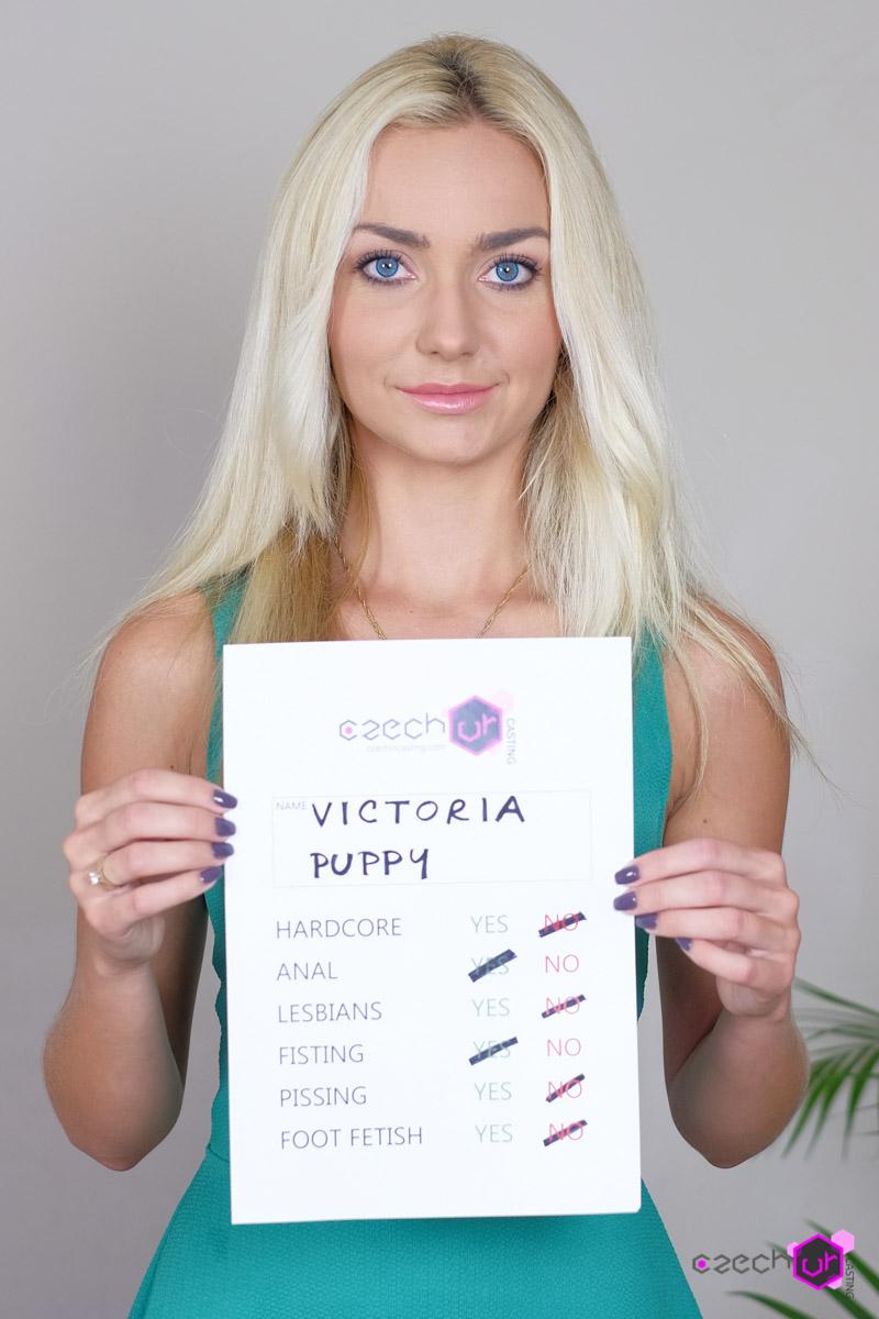 Czech VR Casting 027 - Victoria Puppy vr porn