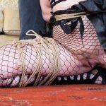 Czech VR Fetish 126 - 1st Bondage on CzechVR! Lady Bug vr porn