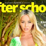 """After School"" featuring Rachele Richey VR Porn"