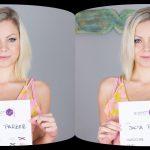 Czech VR Casting 097 - Porn Newbie in VR Casting Julia Parker vr porn