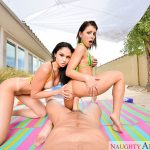 """""""After School"""" featuring Adriana Chechik and Ariana Marie"""