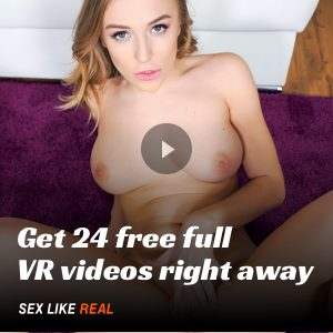Sex like real free vr porn banner