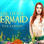 The Little Mermaid A XXX Parody Charlie Red VR Porn