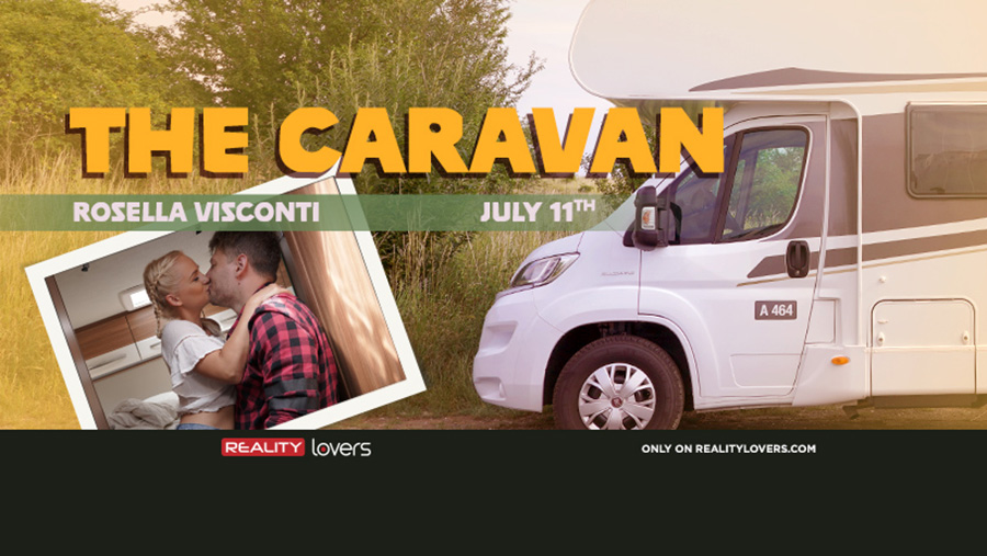 The Caravan Rossella Visconti VR Porn