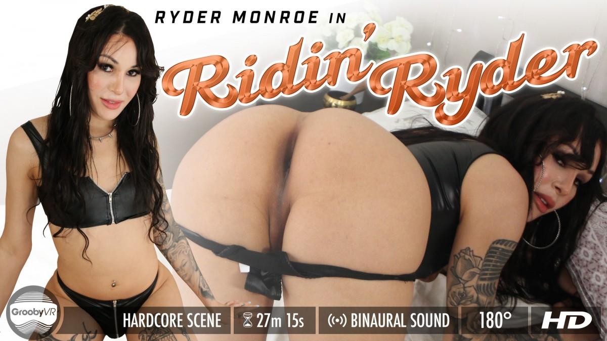 Ryder Monroe in Ridin' Ryder VR Porn Trans