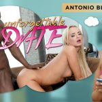 Unforgettable Date Victoria Pure, Antonio Black VR Porn