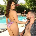 Your Wife Said You Have To Keep Me Happy! Christiana Cinn vr porn