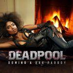 Deadpool: Domino A XXX Parody Luna Corazon vr porn