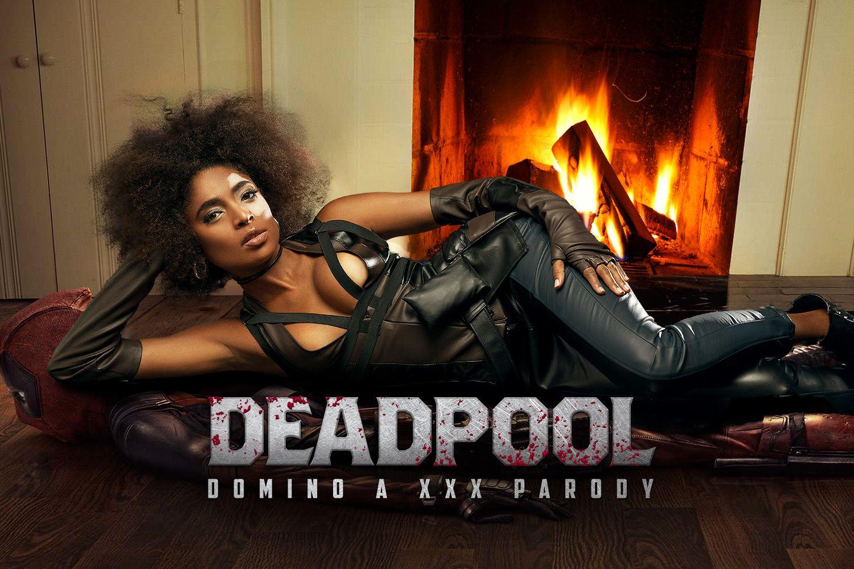 Deadpool porn parody