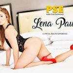 """PSE"" featuring Lena Paul vr porn"
