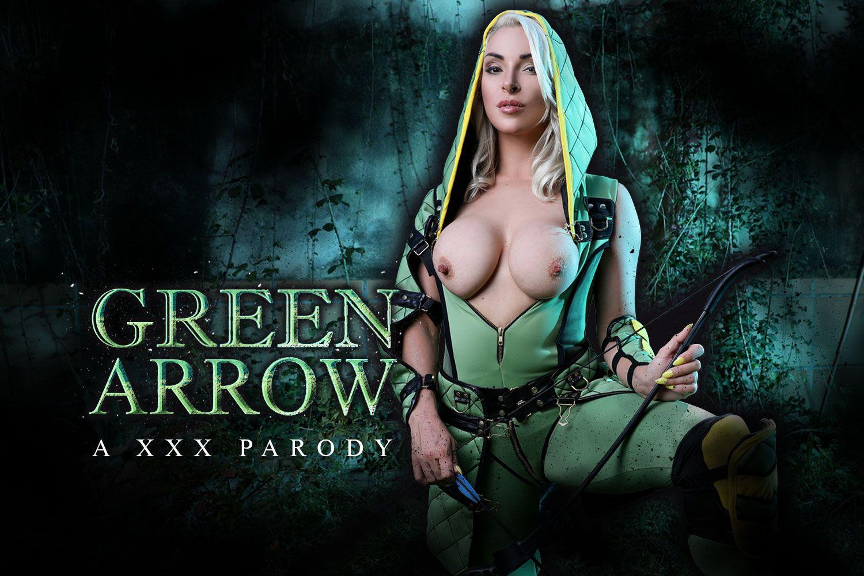 Green Arrow A XXX Parody Victoria Summers vr porn
