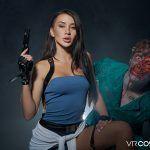 Resident Evil A XXX Parody Katrin Tequila vr porn