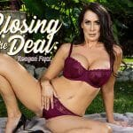 Closing The Deal Reagan Foxx vr porn