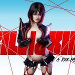 Kill La Kill A XXX Parody Lucia Love vr porn