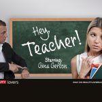 Hey, Teacher! Gina Gerson vr porn