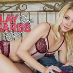 Play Your Cards Right Riley Starr vr porn