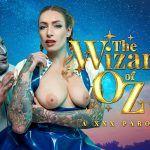 The Wizard of Oz A XXX Parody Ava Austen vr porn