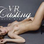 VR Casting Talia Mint VR Porn