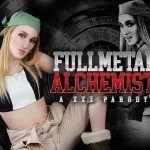 Full Metal Alchemist A XXX Parody Victoria Gracen vr porn