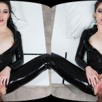 Czech VR Fetish 168 - Rough Latex Loving Anna de Ville vr porn