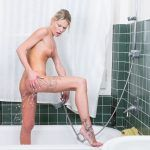 Czech VR 265 - Bathroom Surprise Claudia Mac vr porn