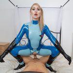 Metroid A XXX Parody Lila Frey vr porn