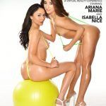 """Wet Asses"" featuring Ariana Marie and Isabella Nice vr porn"