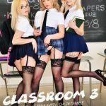 Classroom 3 Chloe Temple, Katie Kush, Serena Avery vr porn