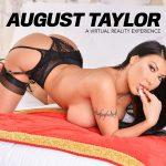 August Taylor vr porn
