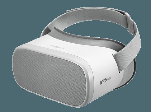 IrisVR Headset
