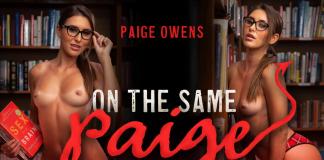 Paige Owens VRPorn