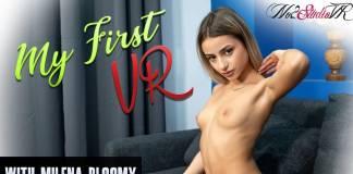 Milena Bloomy VRPorn