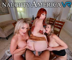 Naughty America VR Banner