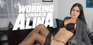 Alina Lopez VRPorn
