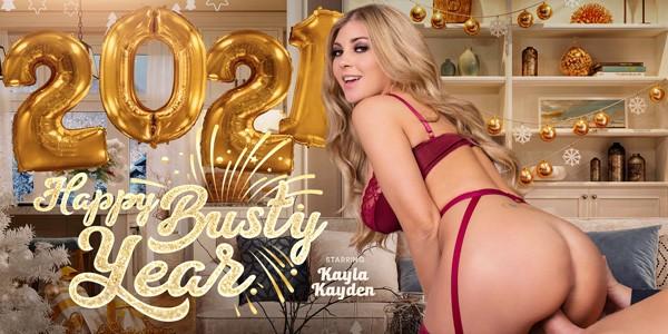 Kayla Kayden VRPorn