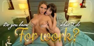 Kayley Gunner & Jenna Noelle VRPorn