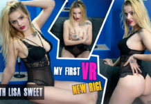 Lisa Sweet VRPorn