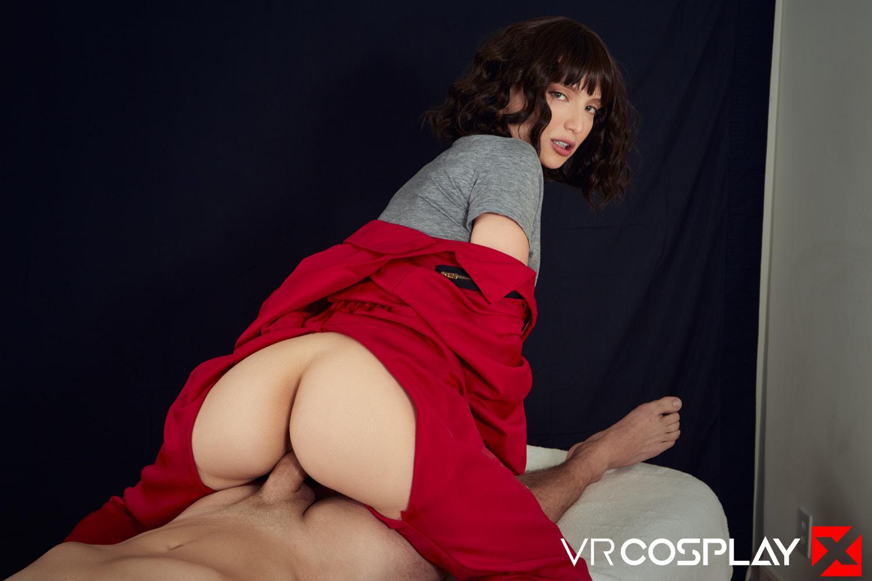 Izzy Lush VRPorn