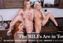 Amaris, Blanche Bradburry, Isabella Lui VRPorn
