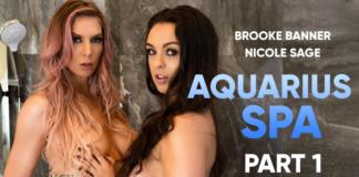Nicole Sage & Brooke Banner VRPorn