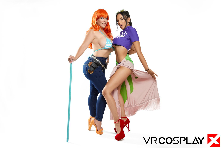 Blondie Fesser, Katrina Moreno VRPorn