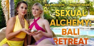 Melody Marks Ava Madison VRPorn